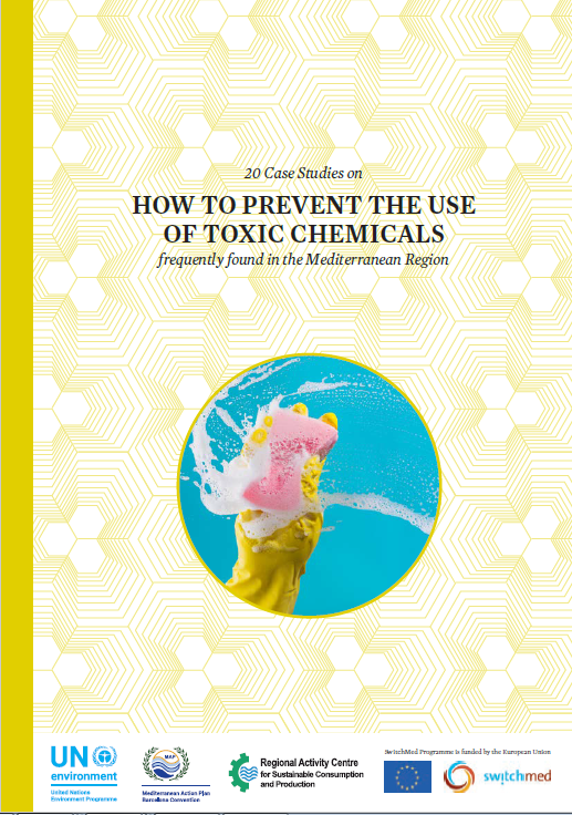 We are surrounded by toxic chemicals: SCP/RAC provides 20