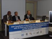Convenciones de Naciones Unidas buscan reforzar el control del comercio internacional de residuos y sustancias químicas