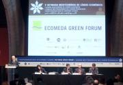 ECO MEDA GREEN FORUM 2011 brought together business and environment needs in the Mediterranean