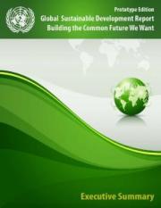 Le CAR/PP a participé à la Réunion d'Experts Méditerranéens pour le Rapport Global sur le Développement Durable